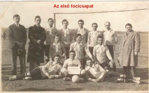 Első focicsapat1
