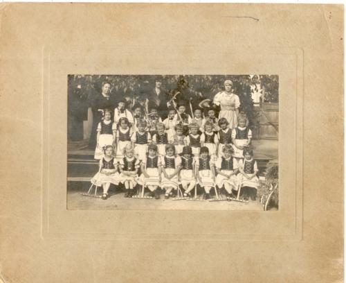 Első óvodai csoport2